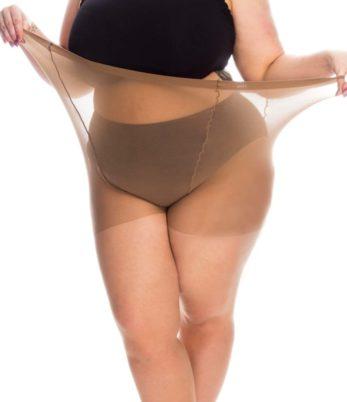 702086781d75f All Woman 20 denier shorter tights. UK20-36. Plus size ...